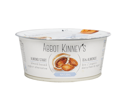 Abbot Kinneys Almond Start Natural 125ml